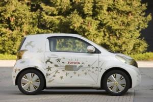 Toyota FT-EV – технофънк