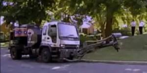 Как американците се справят с дупките на пътя