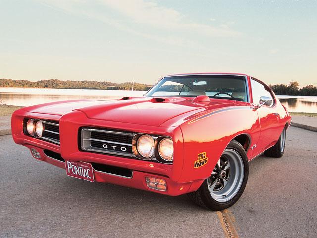 Топ 5 модела, с които ще помним Pontiac