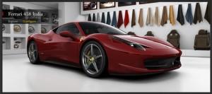 Загуби време с новото Ферари 458 Италия