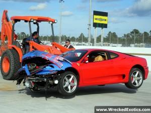 Топ 5: Най-скъпите автокатастрофи през 2009 г.