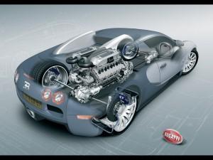 5 причини, поради които Bugatti Veyron струва $1,7 млн.