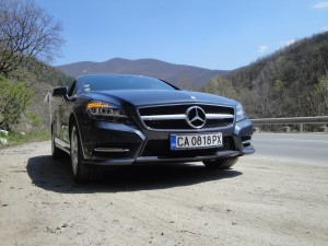Mercedes-Benz CLS 350 CDI: Модерна класика