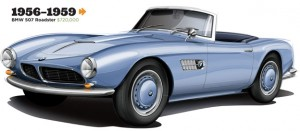 Топ 6: Най-секси ретро автомобила според сп. Playboy