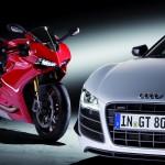 Защо Audi купиха Ducati? Защото могат!