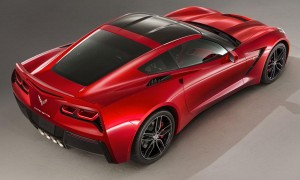 Corvette Stingrayspeed on Corvette Stingray Rear