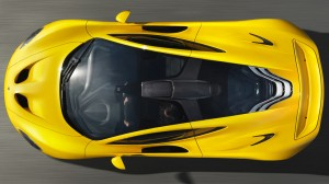 McLaren P1: Цифрите