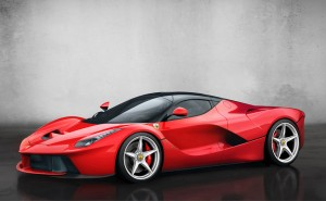 Ferrari la Ferrari, Mc Laren P1 и Lamborghini Veneno: Светата троица от Женева