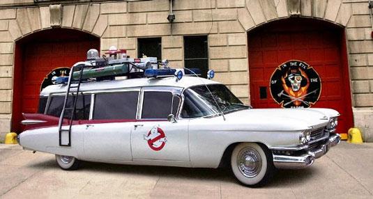 Топ 6: Автомобили от киното