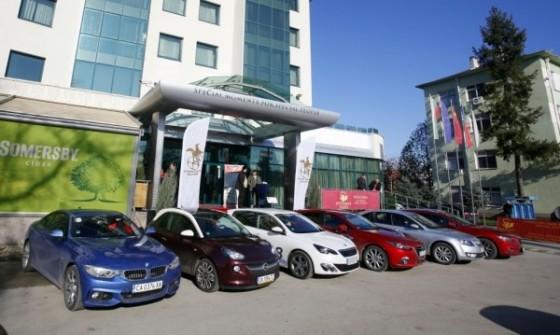 Maserati Ghibli няма е българският автомобил на годината. Въпреки амбицията