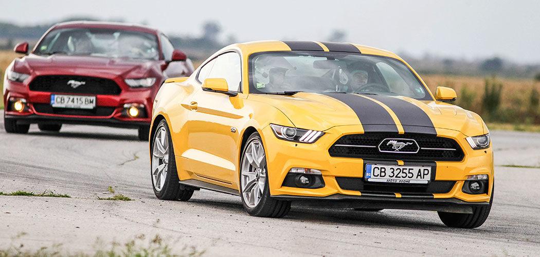 Ford-Mustang-V8-GT-vs-L4-Ecoboost