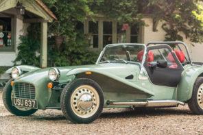 Caterham Seven Sprint е най-добрата 60-годишна нова кола