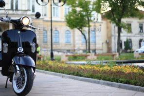 Моторета D1: БГ еко скутер от Китай