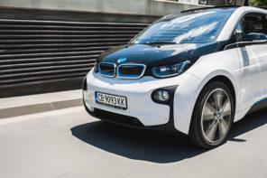 [Test Drive] BMW i3: Градска емблема