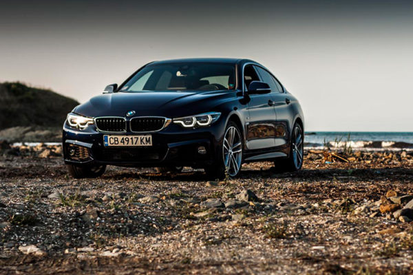 BMW 430d Gran Coupe xDrive