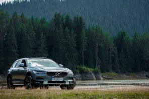 Volvo V90 Cross Country: Приключенецът