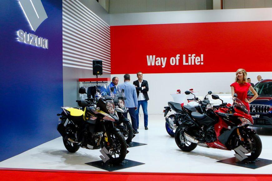Suzuki motorcycles 2
