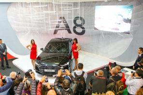 F1 болид, новата А8 и над 80 премиери (част от които нелепи) на Sofia Motor Show 2017