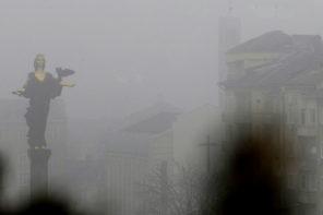 За мръсния въздух в градовете ни