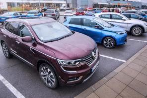 Ясни са финалистите в конкурса Автомобил на годината в България за 2018-а