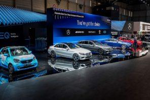 6 изключителни машини от автосалона в Женева плюс 2 БГ изпълнения