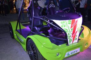 SIN Cars с нова модулна електричка и спешна нужда от дизайнер