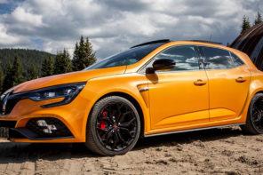 Renault Megane RS: Агент Оранж