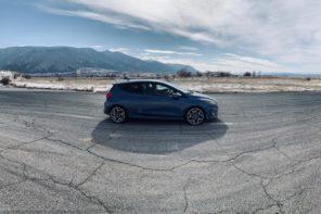 Ford Fiesta ST: Тройно, късо и под налягане