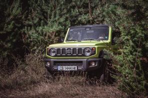 Suzuki Jimny: Малкият всъдеход за големи препятствия