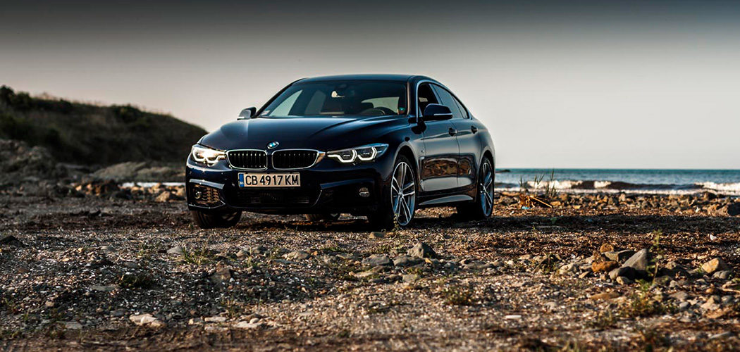 BMW 430d Gran Coupe xDrive