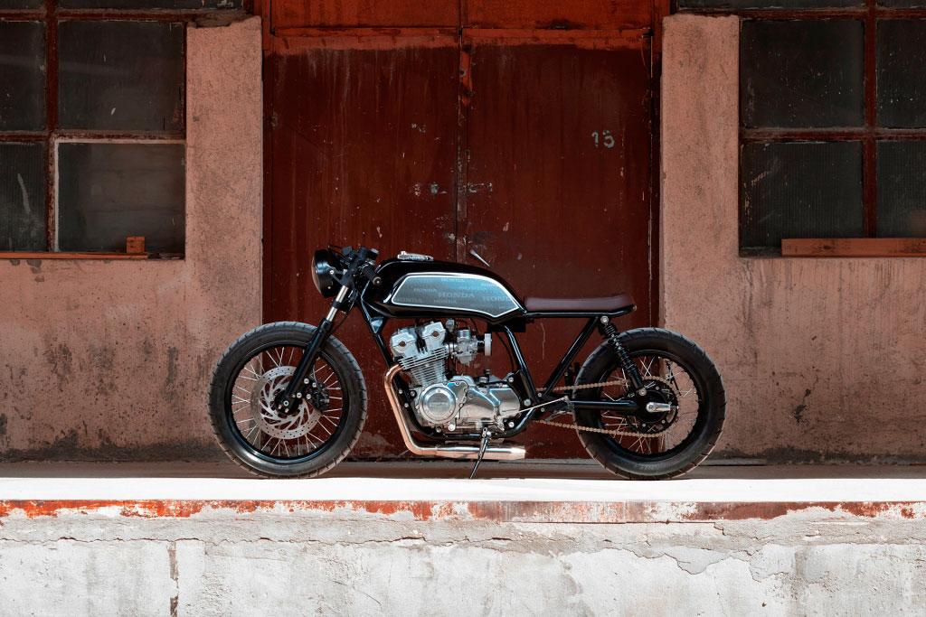 thracian custom bikes honda cb750