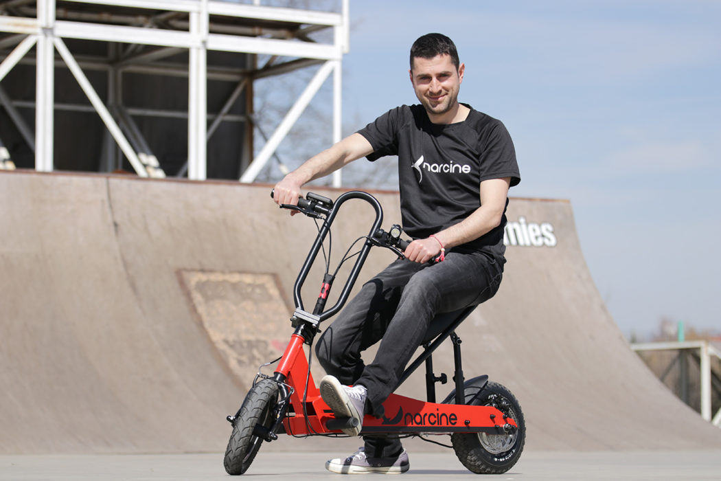 narcine e-scooter
